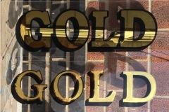 Gold-leaf Gilding